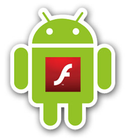 Get Adobe Flash player Android